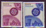 CEPT - Italien 1967 **