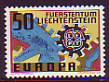 CEPT - Liechtenstein 1967 **