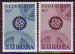 CEPT - Niederlande 1967 x **