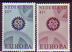 CEPT - Niederlande 1967 y **