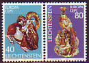 CEPT - Liechtenstein 1976 **