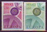 CEPT - Monaco 1967 **