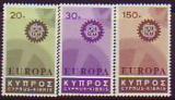 CEPT - Zypern 1967 **