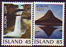 CEPT - Island 1977 **