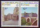 CEPT - Luxemburg 1977 **
