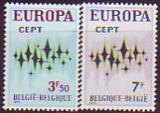 CEPT - Belgien 1972 **