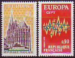 CEPT - Frankreich 1972 **