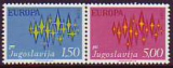 CEPT - Jugoslawien 1972 **
