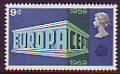 CEPT - Großbritannien 1969 **