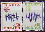 CEPT - Monaco 1972 **