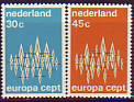 CEPT - Niederlande 1972 **