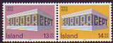 CEPT - Island 1969 **