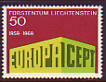 CEPT - Liechtenstein 1969 **