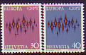 CEPT - Schweiz 1972 **