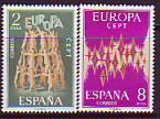 CEPT - Spanien 1972 **