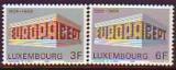 CEPT - Luxemburg 1969 **