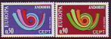 CEPT - Andorra frz. 1973 **