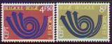 CEPT - Belgien 1973 **