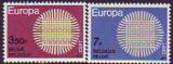 CEPT - Belgien 1970 **