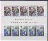 CEPT - Monaco Block 1978 **