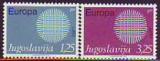 CEPT - Jugoslawien 1970 **