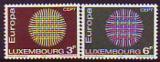 CEPT - Luxemburg 1970 **
