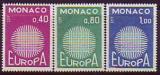 CEPT - Monaco 1970 **