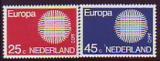 CEPT - Niederlande 1970 **