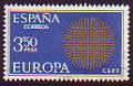 CEPT - Spanien 1970 **