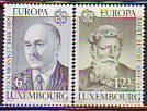 CEPT - Luxemburg 1980 **