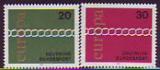 CEPT - BUND 1971 **