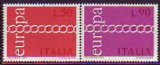 CEPT - Italien 1971 **