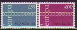 CEPT - Jugoslawien 1971 **