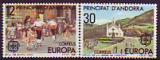 CEPT - Andorra sp. 1981 **