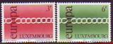 CEPT - Luxemburg 1971 **