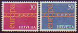 CEPT - Schweiz 1971 **