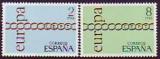 CEPT - Spanien 1971 **