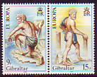 CEPT - Gibraltar 1981 **