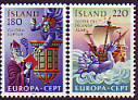 CEPT - Island 1981 **
