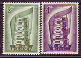CEPT - Belgien 1956 **