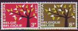 CEPT - Belgien 1962 **
