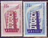 CEPT - Frankreich 1956 **