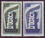 CEPT - Italien 1956 **