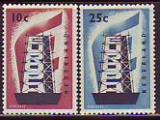 CEPT - Niederlande 1956 **