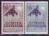 CEPT - Belgien 1957 **