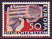 CEPT - Liechtenstein 1962 **