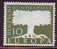 CEPT - BUND 1957 Mi.-Nr. 294 **