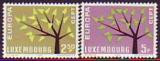 CEPT - Luxemburg 1962 **