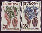 CEPT - Frankreich 1957 **