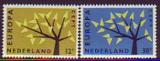 CEPT - Niederlande 1962 **